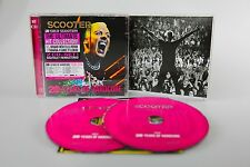 SCOOTER - 20 YEARS OF HARDCORE  2 CD  44 TRACKS  DISCO / DANCE / TECHNO  NEW+