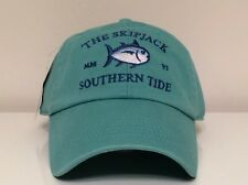 Southern Tide Big Fish Round Titile Hat Cap $30 NWT Mint Green L