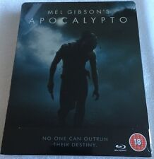 Apocalypto Steelbook - UK Exclusive Limited Edition Blu-Ray **Region B**