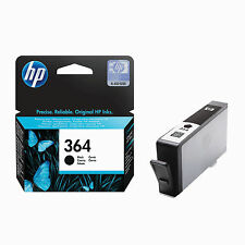 Genuine HP 364 Ink Cartridge for PhotoSmart 5510 5520 6520 7520 B110a (CB316EE)