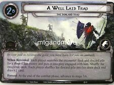 Lord of the Rings LCG  - 1x A Well Laid Trap  #012 - The Dunland Trap