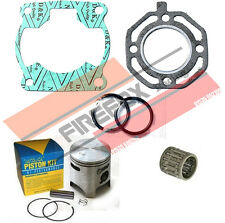 Kawasaki KX80 1988 - 1990 48.00mm Bore Mitaka Top End Rebuild Kit Inc Piston