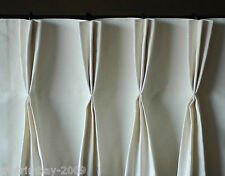 Rufflette In Home Curtain Fabric Pinch Pleat Header Tape 50m Roll For £29.99