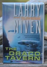 "The Draco Tavern Book Cover - 2"" X 3"" Fridge / Locker Magnet. Larry Niven"