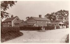 Post Office Corner Tasburgh Nr Norwich unused RP old pc Norvic Mill Ellis Series