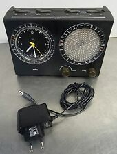 Braun 4846 ABR 11 Uhrenradio Radiowecker Radio Wecker Lubs Rahms Design 1981