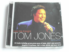 Tom Jones - Love Me Tonight (CD Album) Used very good