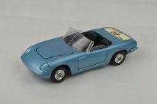 """Corgi #318 Lotus Elan S2 """"Tiger In My TanK"""" 3 1/2"""" Long 1965-67 England Ex"""