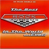 Various Artists - Best Rock Anthems In The World...ever The (1996)