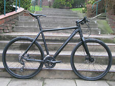 Cannondale Bad Boy 2 Disc Urban Headshok Fatty Magura MT2 Schwarz/BBQ [XL] NEU