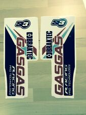 GasGas TXT Pro Racing 2015 Style Fork  Decals, Extra Thick Moto X Quality Vinyl