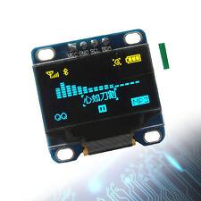 """LED Display Module Blue OLED LCD for Arduino 0.96"""" I2C IIC SPI Serial 128X64 #B7"""