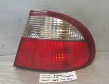 1998-1999-2000 Daewoo Lanos sedan Right Pass Genuine Oem tail light 44 5G3