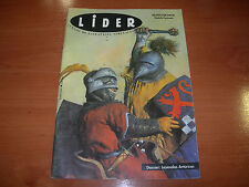 REVISTA LÍDER - JUEGOS DE ESTRATEGIA Y ROL Nº32 DICIEMBRE 1992