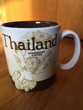 STARBUCKS THAILAND GLOBAL ICON MUG 16oz - NEW WITH SKU
