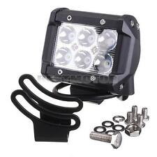 12V 18W Phare Feux de Travail LED Spot Beam Projecteur Off Road Lampe IP67