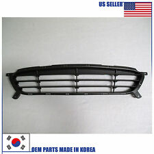 GRILLE FRONT BUMPER CENTER LOWER 865611R000 HYUNDAI ACCENT 2012-2015