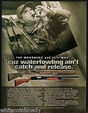 2002 MOSSBERG Model 835 Ulti Mag Mossy Oak Shadow Grass, Crown Grade Shotgun AD