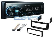 NEW PIONEER BLUETOOTH CAR STEREO W/ SMARTPHONE INTEGRATION RADIO  W/ INSTALL KIT