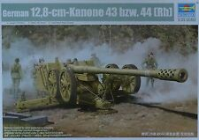 TRUMPETER® 02312 WWII German 128mm Pak44 (Rheinmetall) in 1:35
