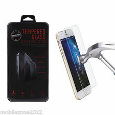 100% Genuine Tempered Glass Film Screen Protector Apple iPhone 6 New - UZ12