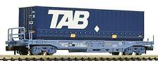 FLEISCHMANN N 845350 Känguruwagen Taschenwagen SNCF TAB Epoche 5 NEU&OVP