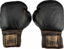 1950's Archie Moore Worn Used Boxing Gloves Longest Title Holder in History