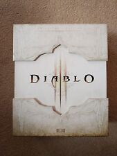 DIABLO 3 III COLLECTOR'S EDITION per PC