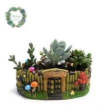 Creative Garden Look Pot/Plant Platter