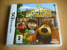 LE MANEGE ENCHANTE   !     JEU DS / DS LITE / DSI /  DSI XL