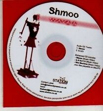 (CJ276) Shmoo, Waves - DJ CD