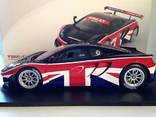 McLaren Mp4-12C Gt3 GOODWOOD FESTIVAL 2013 SCALA 1:1 tsm131812 NUOVA SCALA 1:18