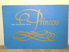 Folder/Brochure Vanden Plas Princess 3 Litre & 4 Litre Limousine *4906