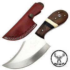 Sweetwater River Hunt For Life Skinning Fixed Blade Full Tang Carbon Steel Knife