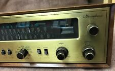 Fisher AM FM tuner Master Control 100-T tube preamp preamplifier