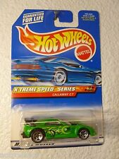 1999 HOT WHEELS X-TREME SPEED SERIES #966 CALLAWAY C7