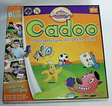 Cranium Cadoo for Kids 7+ Board Game Complete clay is dried out