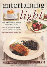 Entertaining Light New Book Food recipes