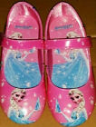 Disney Girls Elsa Frozen Princess Baby Pink Ballet Summer Shoes