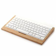 New Samdi Wooden Desk Dock Stand Holder for Apple iMac Mac PC Bluetooth Keyboard