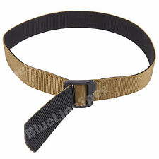 "5.11 TACTICAL Double Duty TDU Belt 1.75"" REVERSIBLE 59567 Coyote & Black XL"