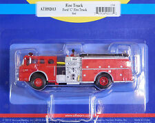 Athearn 1/87 HO Ford C Fire Truck Red 92013 PLASTIC SCALE REPLICA