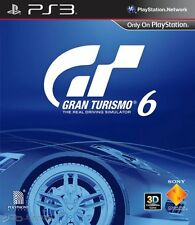 Gran Turismo 6 Ps3 (no disco, juego-digital)