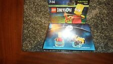 LEGO DIMENSIONS 71211 Fun Pack THE SIMPSONS BART GRAVITY SPRINTER