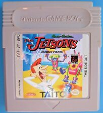 Jetsons: Robot Panic Nintendo Game Boy plays in Color Advance SP *Rare Find*