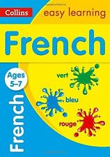 French Ages 5-7: New edition (Collins Easy Learning KS1) (PB) - 0008159467