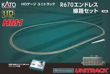 Kato 3-104 Gleisset mit Power Pack HM-1 R670
