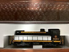 ATLAS 1/160 N Scale Alco S2 Central Vermont Rd # 8093 DC Item # 40002125 F/S