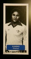 Portugal-benfica-chelsea! - eusebio score uk football trade card