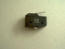 DDR Industrie Mikrotaster A1.G1 IP00 380V~ 16A
